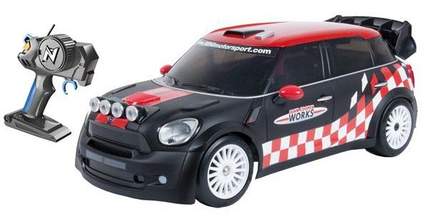 Nikko RC Mini Countryman 42 x 42 x 19 cm zwart