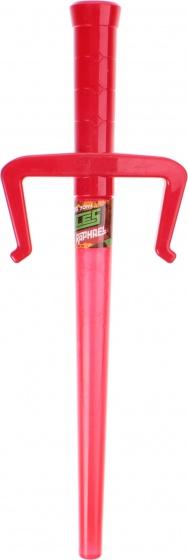 Nickelodeon bellenblaaszwaard Ninja Turtles 70 ml rood