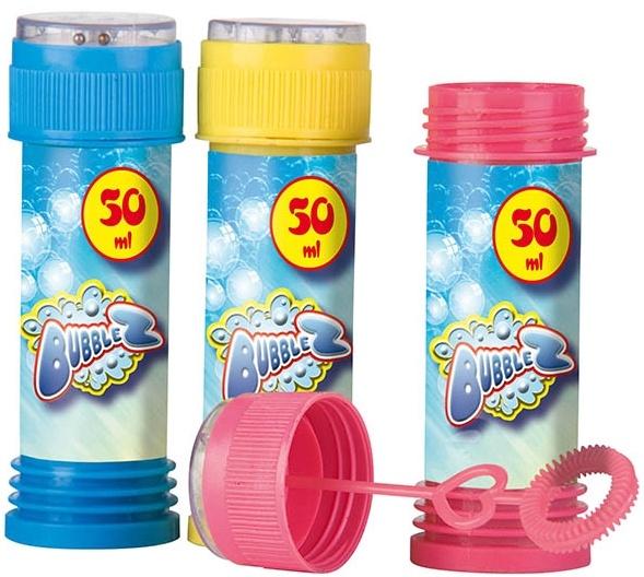 Amigo Bellenblaas Bubblez: 3x 50 ml