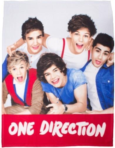 One Direction Plaid Craze 120 X 150 cm