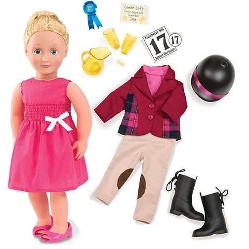 Our Generation pop Lily Anna 46 cm