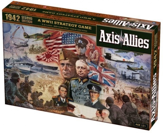 Panini Axis and Allies: 1942 2nd Edition