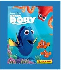 Panini sticker Finding Dory