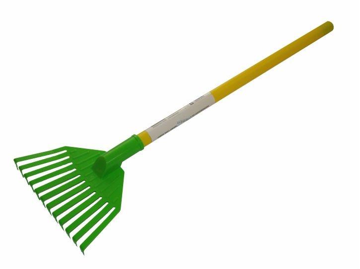 Paradiso Toys bladhark 65 cm groen