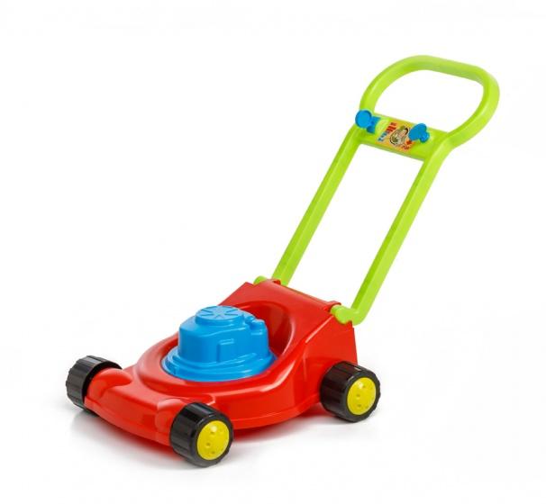 Paradiso Toys grasmaaier junior 54 x 36 cm rood/groen