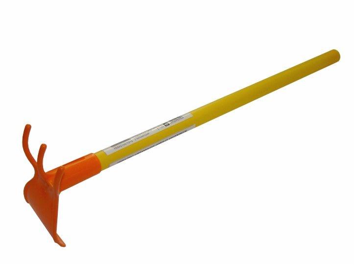 Paradiso Toys tuinhark 65 cm oranje