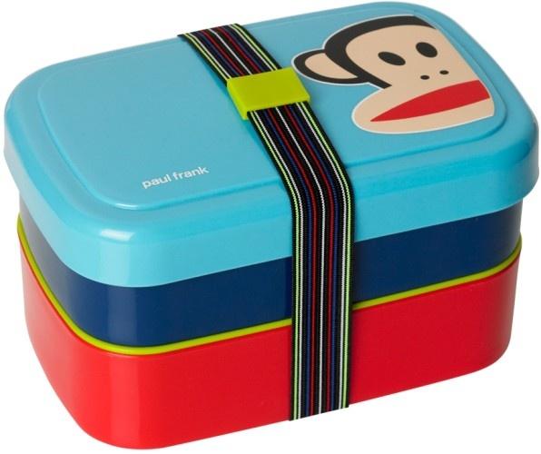 Paul Frank Lunchbox 3 Delig Met Band Blauw