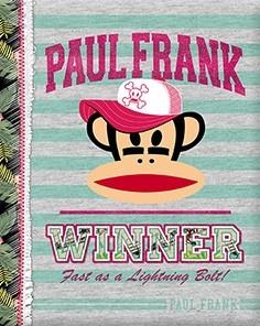 Paul Frank Schrift Winner A5 Lijn Groen
