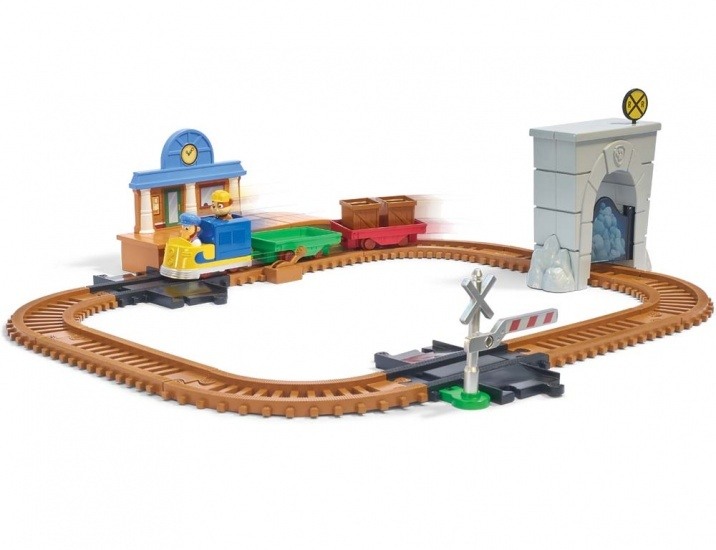 Nickelodeon PAW Patrol adventure rail set