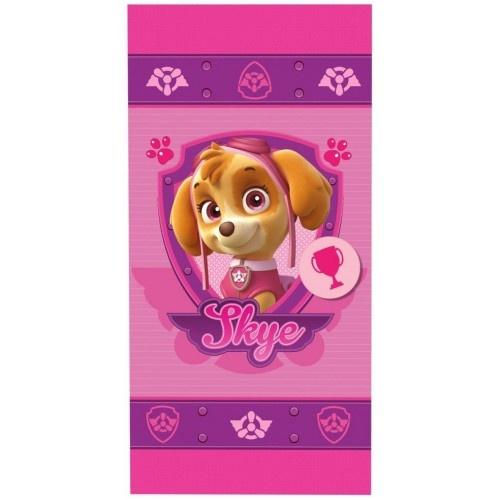 Nickelodeon PAW Patrol badlaken 70 x 140 cm roze