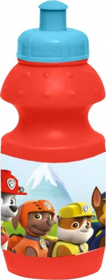 Nickelodeon PAW Patrol bidon 350 ml rood