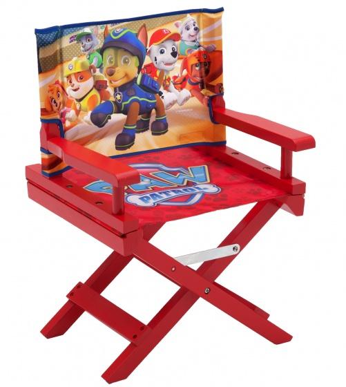 PAW Patrol Kinderstoel 36 x 53 x 29 cm rood