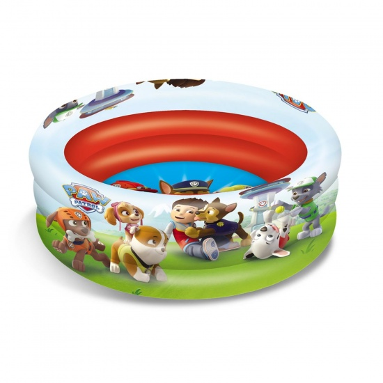 Nickelodeon Kinderzwembad Paw Patrol rond 100 cm multicolor