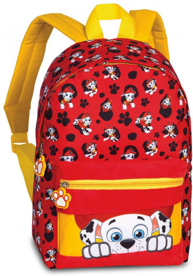 backpack Marshall Paw Patrol 6 L polyester red/yellow