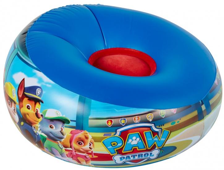 Nickelodeon Opblaasstoel Paw Patrol 78 x 78 x 68 cm