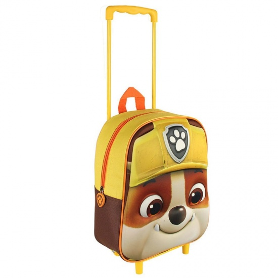 Nickelodeon PAW Patrol trolley koffer Rubble 31 x 25 x 28 cm
