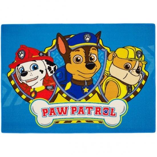 Nickelodeon PAW Patrol speelkleed blauw 95 x 133 cm