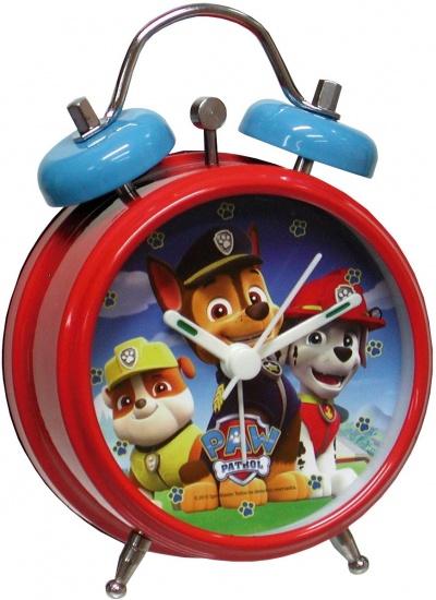 Nickelodeon PAW Patrol wekker 12 x 9 cm
