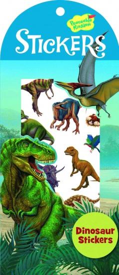Peaceable Kingdom Stickers Dinosaurus 21 Stuks
