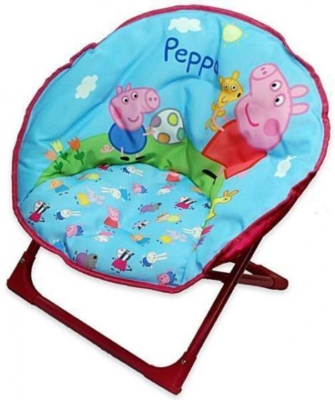 Peppa Pig campingstoel junior blauw 50 cm