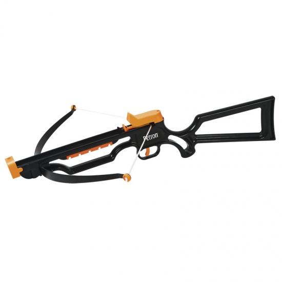 Petron Stealth kruisboog kunststof zwart/oranje