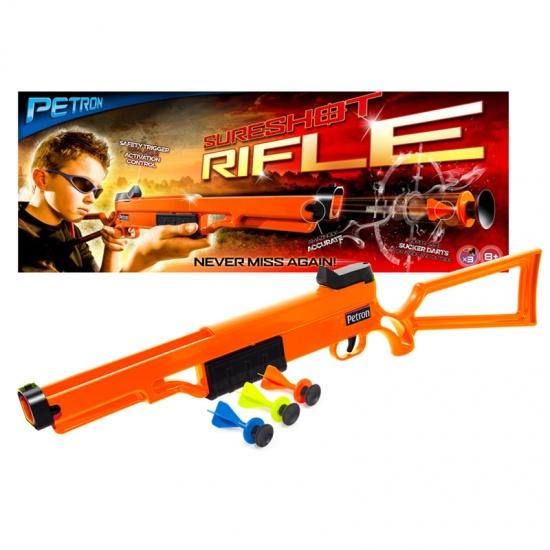 Petron SureShot Rifle geweer oranje