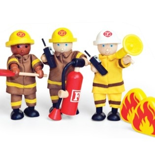 Pintoy Brandweermannen