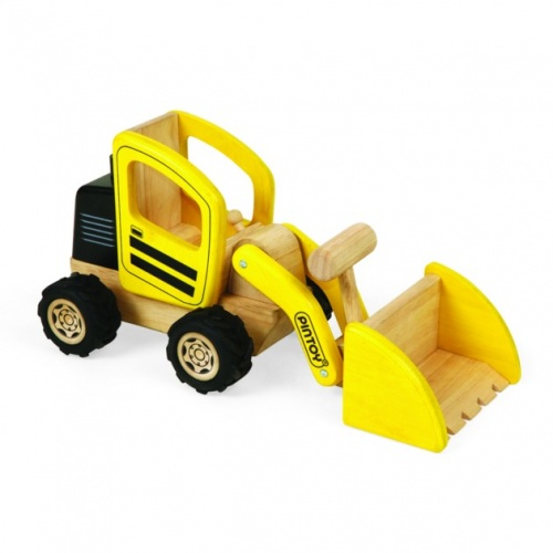 Pintoy Front END Loader 38,5 X 56 X 61,5 cm