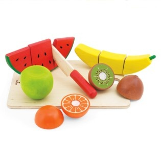 Pintoy Fruit Snij Set Met Plank