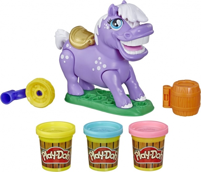 Play Doh kleiset Animal Crew Naybelle Show Pony