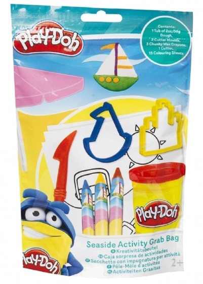 Play Doh Seaside kleiset 21 delig