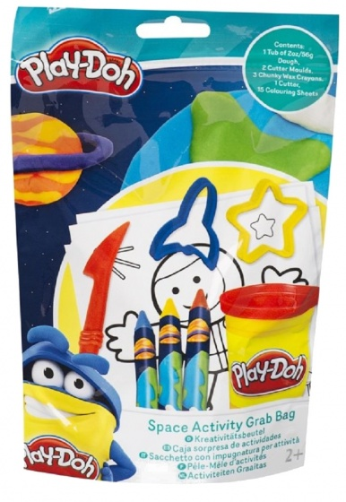 Play Doh Space Activity kleiset 21 delig