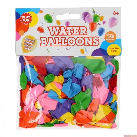 Playfun Waterballonnen 150 stuks