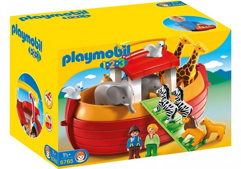 Playmobil Meeneem Ark van Noach 6765