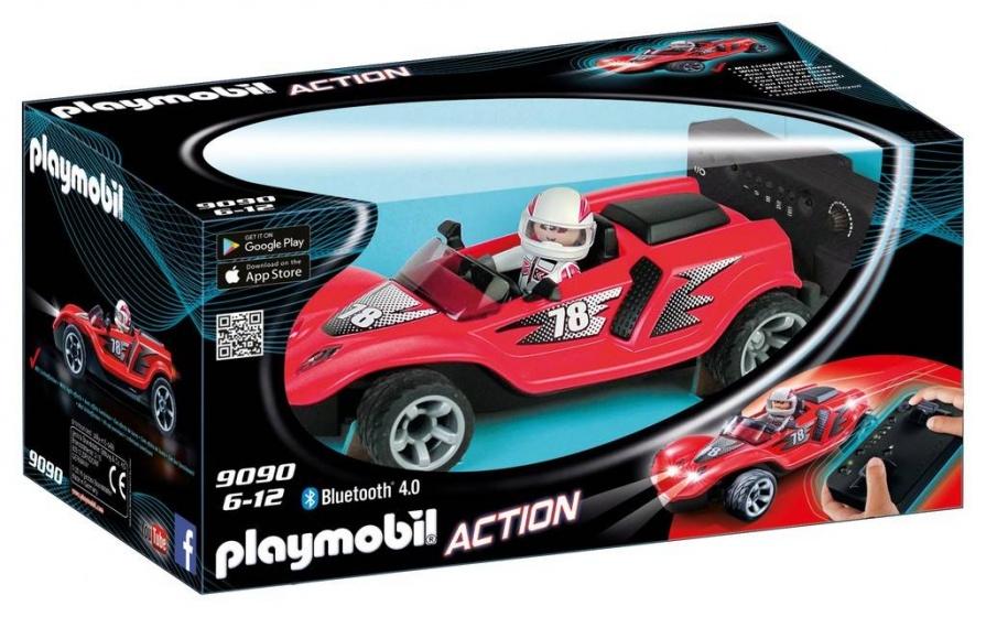PLAYMOBIL Action: RC Rocket Racer (9090) - Internet-Toys