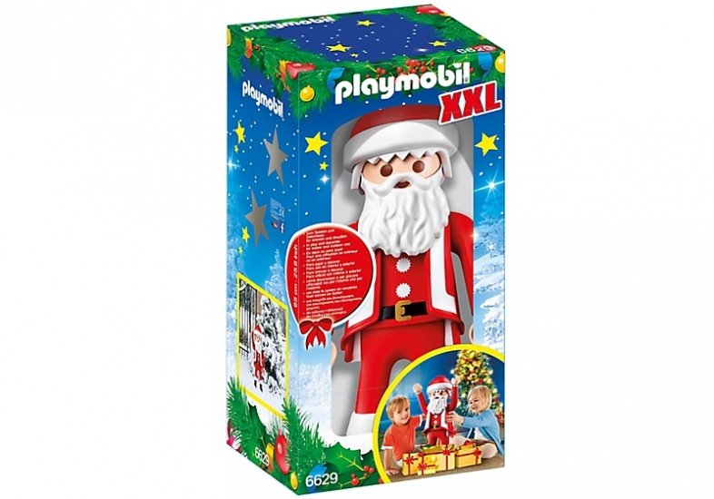 PLAYMOBIL Christmas: XXL Kerstman (6629)