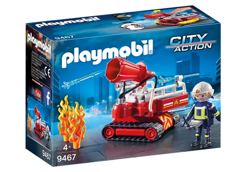 Playmobil 9467 speelgoedvoertuig