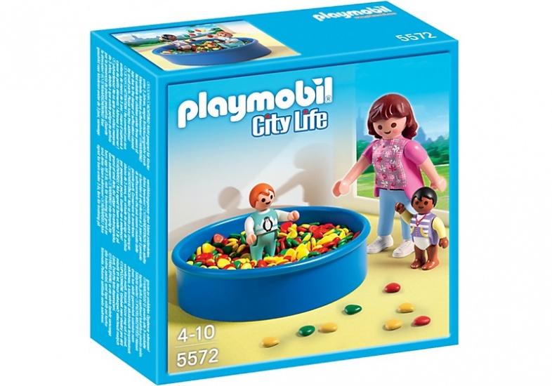 PLAYMOBIL City Life: Ballenbad (5572)