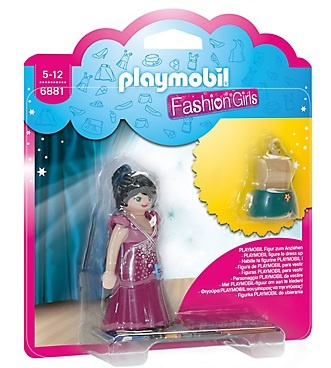 PLAYMOBIL City Life: Fashion Girl Party (6881)
