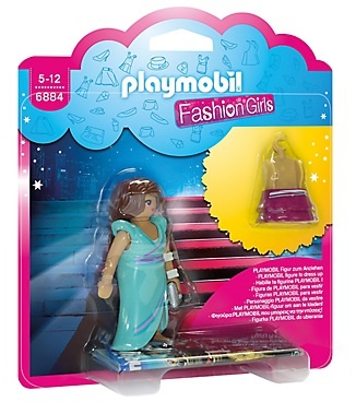 PLAYMOBIL City Life: Fashion Girl Soiree (6884)