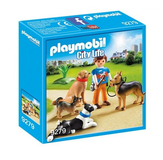 Playmobil City Life 9279 Jongen-meisje set speelgoedfiguren kinderen