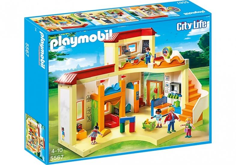 PLAYMOBIL City Life: Kinderdagverblijf (5567)