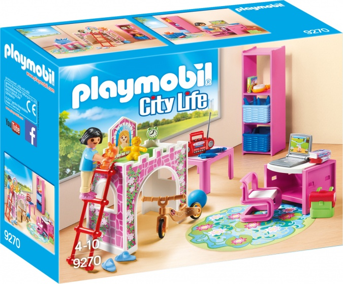 City Life : High-quality nursery room (9270)