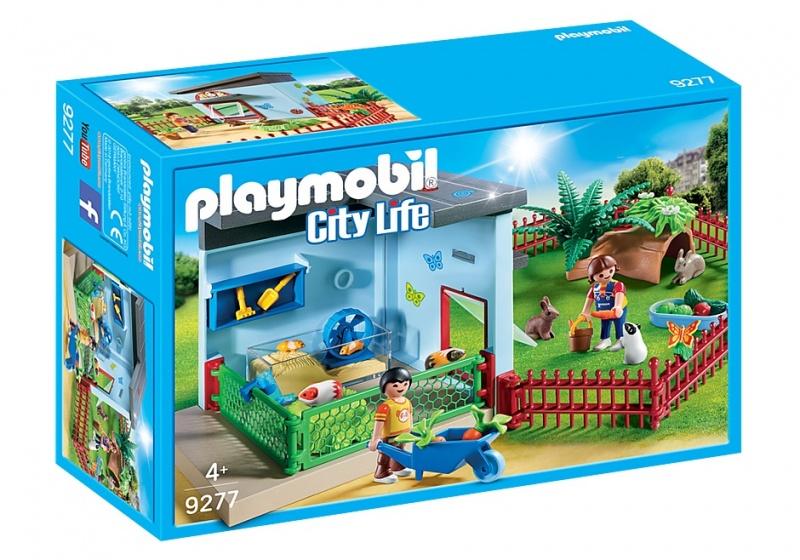 Playmobil City Life 9277 Jongen-meisje set speelgoedfiguren kinderen