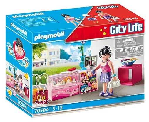 PLAYMOBIL City Life Mode accessoires (70594)