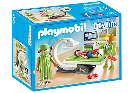 PLAYMOBIL City Life: Röntgenkamer (6659)