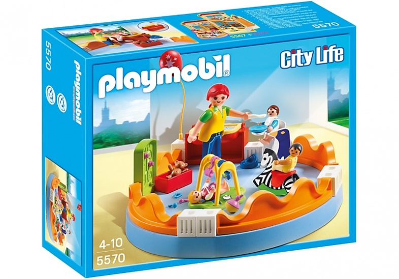 PLAYMOBIL City Life: Speelgroep (5570)