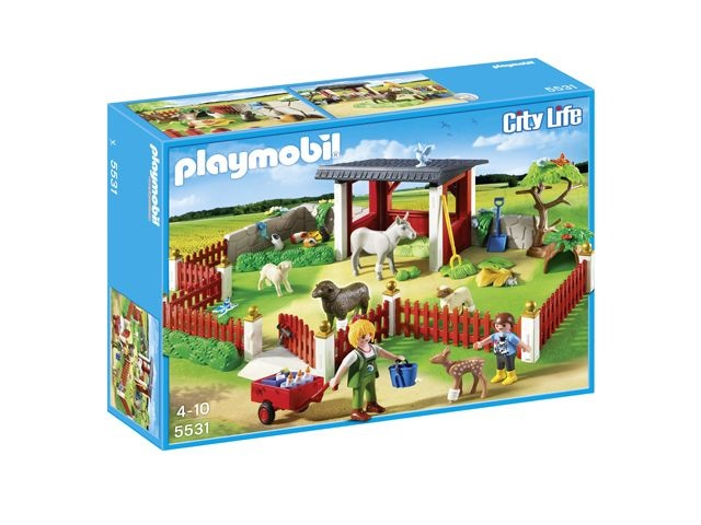 PLAYMOBIL City Life: Verzorgingspost (5531)