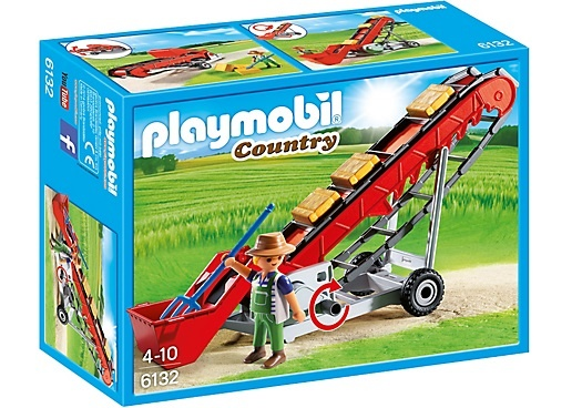 PLAYMOBIL Country: Mobiel transportband (6132)