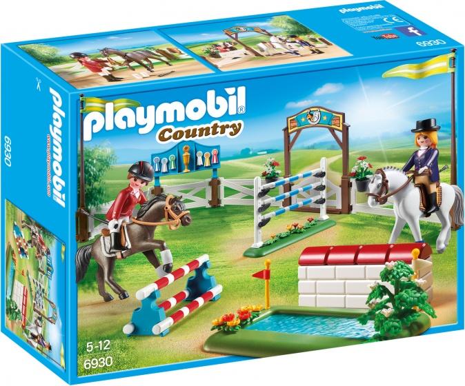 PLAYMOBIL Country paardenwedstrijd (6930)